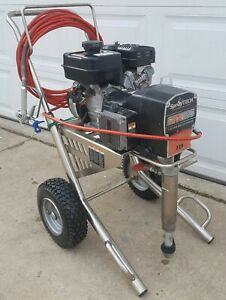 Titan Spraytech Gpx165 Gas Airless Paint Sprayer speeflo wagner