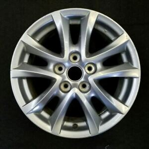 16 Inch Mazda 3 2014 2016 Oem Factory Original Alloy Wheel Rim 64961