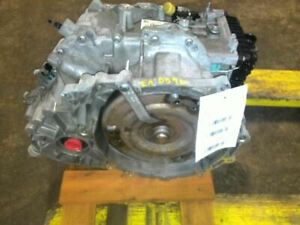 Automatic Transmission 15 Chrysler 200 With Auto Engine Stop Start 221732