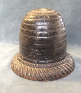 Vintage Cast Iron Twine Holder Dispenser General Store Bakery