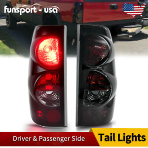 2001 04 Replacement Tail Lights Set For Toyota Tacoma 01 04 Left Right Pair