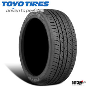 1 X New Toyo Proxes 4 Plus 215 45r17 91w Ultra High Performance Tire