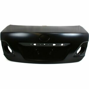 Replaces Oe 6440102360 To1800109 New Trunk Lid For Toyota Corolla 2009 2010