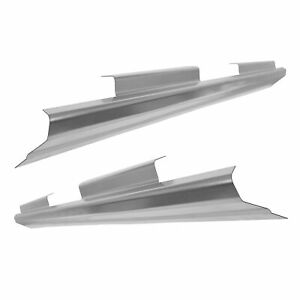 For Crew Cab Chevrolet Silverado Suburban 4 Door Rocker Panels 99 06 1 Pair