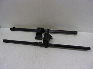 Aftermarket Roof Rack Cross Rails Bars W Clamps For 12 Honda Civic