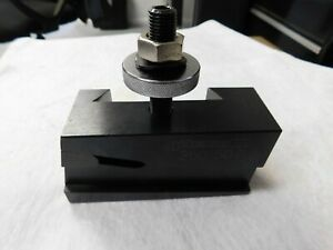 Phase Ii Series Da 7 Universal Parting Blade Tool Post Holder 250 507