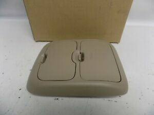 New Oem 2001 2002 Ford Escape Overhead Console Sunglasses Holder Compartment Nos