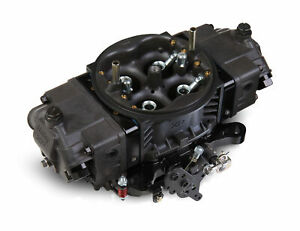 Holley 0 80804hbx Carburetor 850 Hard Black Carb