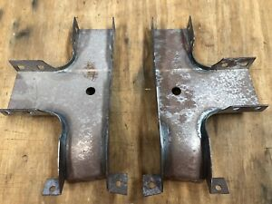 1930 1931 Mode A Ford Coupe Top Wood Brackets Roof Hot Rat Street Rod 30 31 Av8