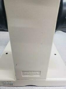 Olympus Microscope Base And Stand Sz st
