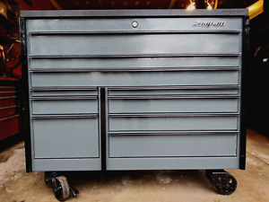 Snap On Toolbox 54 10 Drawer Double Bank Masters Series