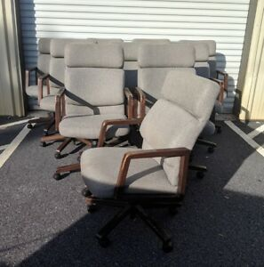 10 Hon Executive High Back Conference Office Chairs Set Of 10