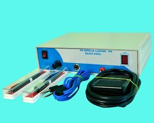 Mini Solid Diathermy Coagulator For Controlling Wet field Bipolar Machine Ghd