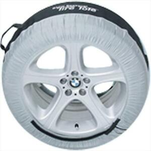 Bmw Oem Genuine Set Of 4 Tire Totes Carrying Bag Winter Tires 36110397168