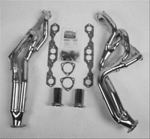 Exhaust Header 4 1 Header Ceramic Coating Tube Size 1 75 Collector Size 3 Dual