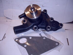 Thermoking With Isuzu Engine Tractor Water Pump