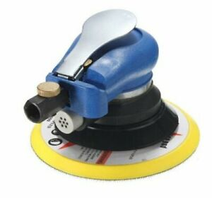 6'' Round Car Body Air Orbital Sander Pneumatic Disc Polisher Grinding Tool