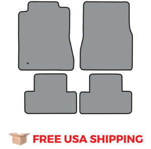 Fits 2005 2009 Ford Mustang Floor Mat 4pc Cutpile