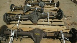 2002 Ford Explorer Sport Trac Rear Axle Assembly 4 10 Ratio 147k Oem