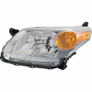 Halogen Headlight For 2013 2014 Scion Xd Left