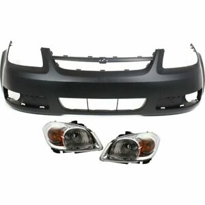 Front New Auto Body Repair Kit For Chevy Chevrolet Cobalt 2005 2007