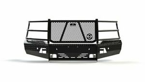Ranch Hand Fsc19hbl1 on Sale Summit Series Bumper 2019 Chevy Silverado 1500