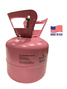 Cylinders R410a R 410a R 410a 7 5lb Refrigerant Made In Usa