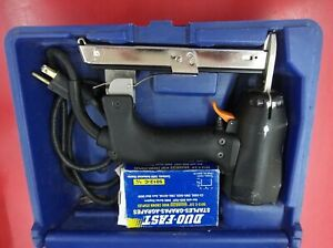Duofast Ewc 5018 Electric Stapler Tested And Working