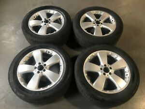 Mercedes Benz Oem Ml350 Ml550 19 X 8 Factory Rims Wheels And Tires 4