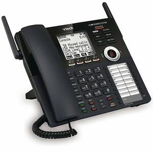 Vtech Main Console 4 line Expandable Small Business Office Phone System am18447