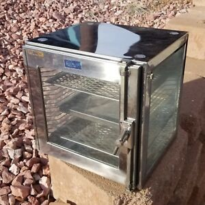 Boekel Stainless Steel Desiccator Dry Box 12 X 12 X 10 With 2 Shelves