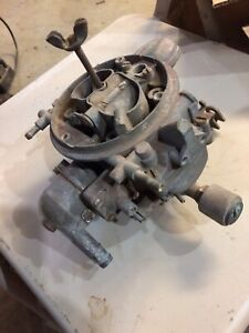 Volvo 164 B30a Engine Zenith Stromberg 175 Cd 2 Carburetor 3375l Oem