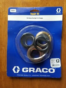 Graco 206 924 Fireball 5 1 Repair Kit brand New
