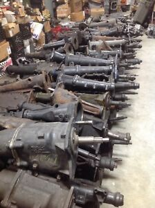 Ford Top loader 4 speed Transmissions