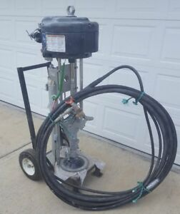 Graco Xtreme X70 Pneumatic Industrial Airless Sprayer heavy Duty Coatings
