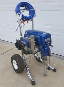 Graco Ultimate Mx Ii 1095 Electric Airless Paint Sprayer 1595 795 695