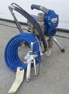 Graco Nova 390 Electric Airless Paint Sprayer airlessco asm Sprayers