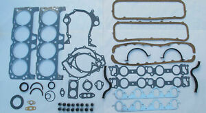 Ford Engine Pro Overhaul Gasket Kit 429 460 68 85 Big Block Ford Head Gaskets