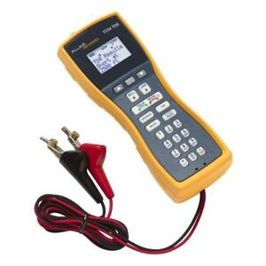 Fluke Networks Ts54 a 09 test Set Tdr Abn With Piercing Pin Brand New