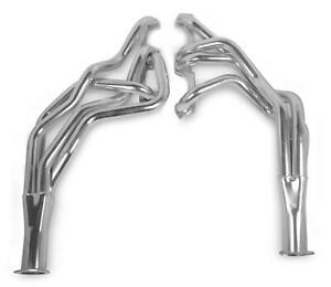 Headers Super Competition Full length Steel Ceramic Coated Plymouth 273 360 Pair