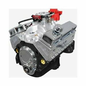 Crate Engine Dressed Long Block With Fuel Injection Small Block 396 Stroker 350