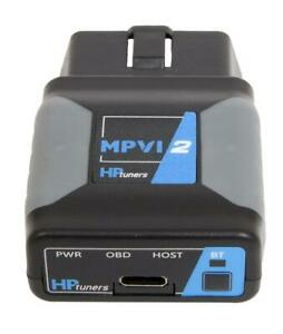 Hp Tuner Mpvi2 W Pro Feature Set 2 Credits Each