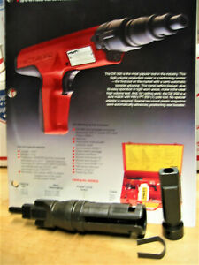 Hilti Dx 350 Limited Access Baseplate Guides Piston and Shear Clip