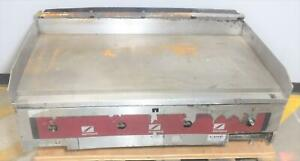 Southbend Heavy Duty Griddle Hdg 48 Cng Natural Gas Flat Top Griddle