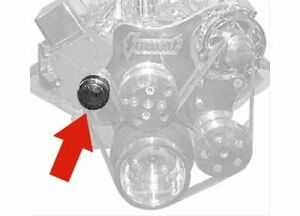 Idler Pulley Replacement Serpentine For Sum 340410 Only Chevy Small Block Each