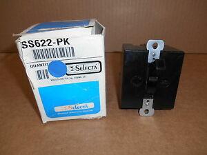 Selecta Ss622 pk On off on Toggle Switch