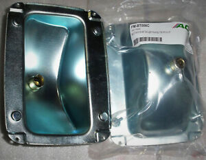 65 66 Pair Of Mustang Plug type Taillight Body Or 2 Buckets