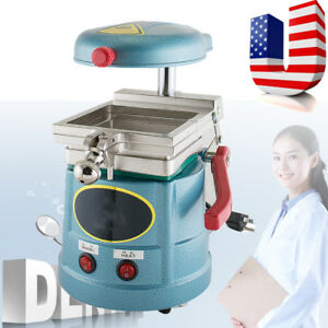 Vacuum Forming Molding Vibrator Machine Former Dental Lab Equipment Machine Oral