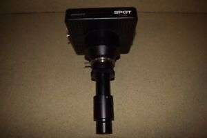 Spot Diagnostic Instruments Model 1 5 0 Microscope Diagnostic Camera bb