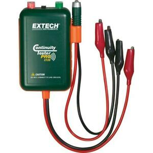 Local Continuity Tester Electrician Cable Installer Alarm Electronic Meter Tool